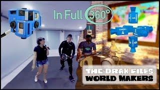The Drax Files: World Makers [Episode 41: Vista Animations]