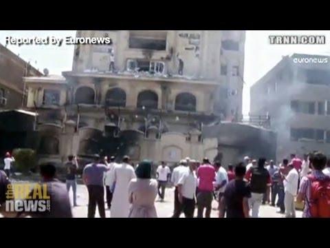 Military Sells Muslim Brotherhood as Terrorist Organization to Public Pt.1