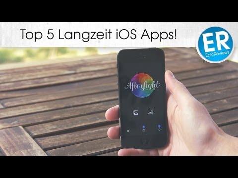 Meine Langzeit Top 5 iOS Apps! - EpicReviews