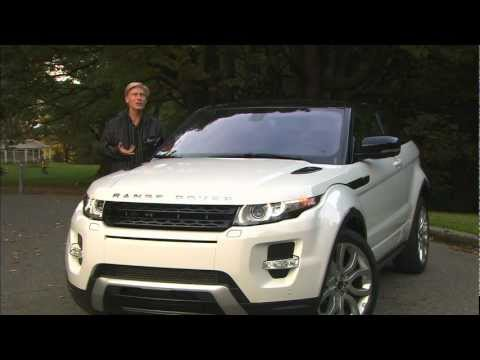 2012 Range Rover Evoque Coupe HD Video Review