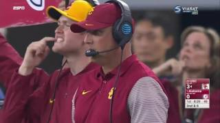 2016 #1 Alabama Crimson Tide vs. #20 USC Trojans - Eli Gold Call