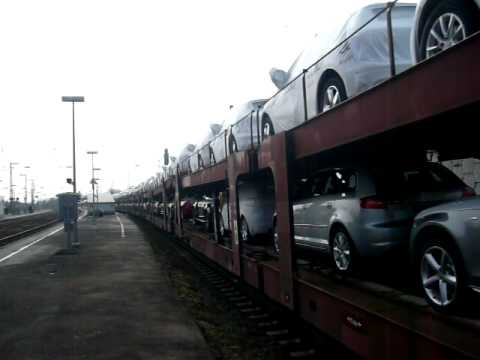 BR 152 million with the Audi Express train