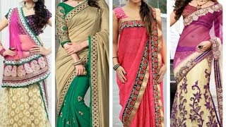 How to Wear Saree To Look Slim – 10 Traditional Saree Draping Styles From Different Parts Of India