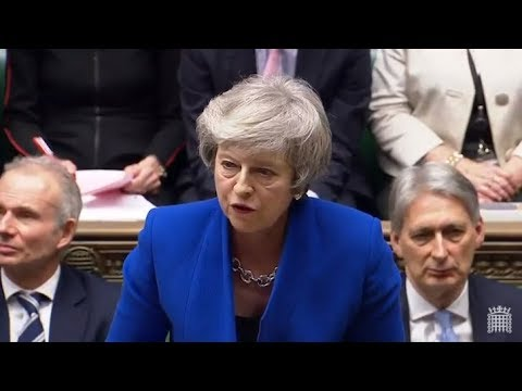 LIVE – PMQs 16 January 2019 and the motion and vote of no confidence in Her Majesty's Government