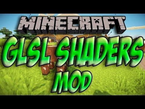 Minecraft 1.5.2 - Como Instalar GLSL SHADERS MOD - ESPAÑOL [HD] 1080p