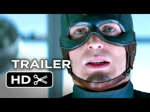 Captain America: The Winter Soldier 4 Minute Preview TRAILER...