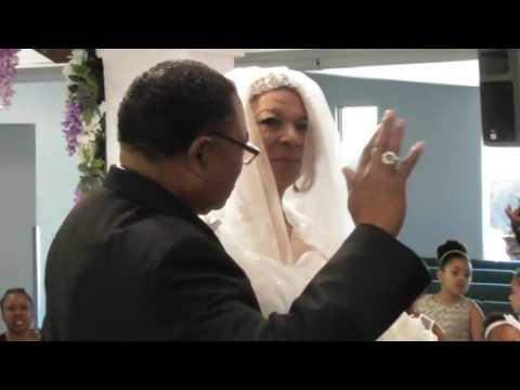 Regional Bishop Leo Charles Brown Jr. & First Lady Dr. Patricia Brown