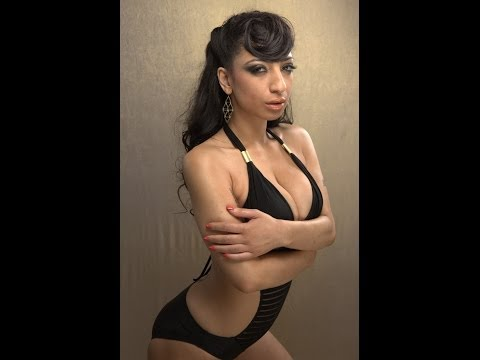Shanti Dynamite The 1st Indian Playboy Girl Come India Photo Shoot video