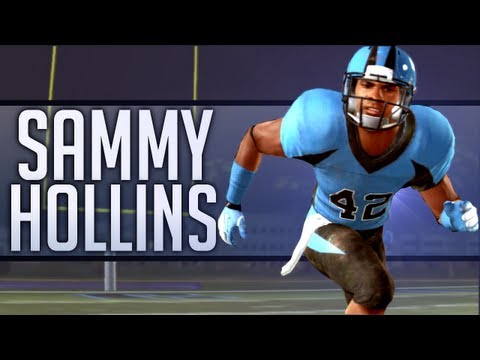 NCAA Football 13 Road to Glory: Sammy Hollins (FS) Introduction & High School Debut