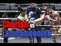 Muay Thai - Chorfah vs Lamnamoonlek (ช่อฟ้า vs ลำน้ำมูลเล็ก), Lumpinee Stadium, Bangkok, 12.1.18.