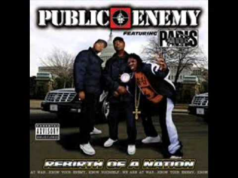 Public Enemy - Invisible Man
