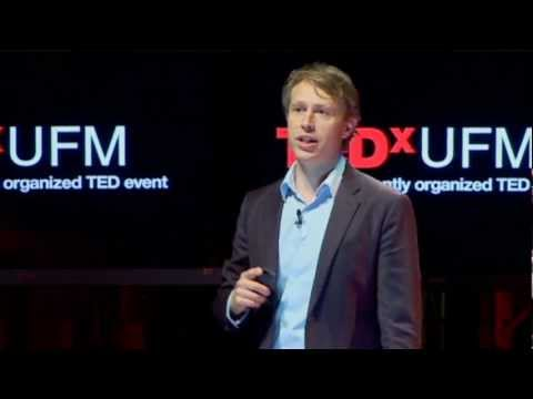 TEDxUFM - Luke Williams: Ideas are the Recipes