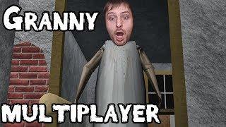 😈 ICH bin GRANNY 😈 | Granny Multiplayer (Deutsch/German)