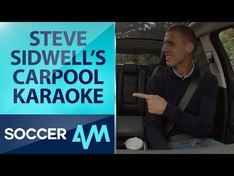 Steve Sidwell's Carpool Karaoke