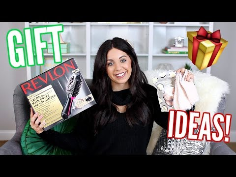 10 AFFORDABLE GIFT IDEAS FOR HER 2017! QUICK AND EASY!