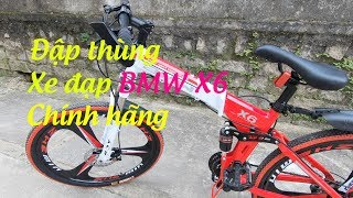 XE ĐẠP LEO NÚI BMW X6 CHÍNH HÃNG CỰC ĐẸP    Tấn Thành Vlog
