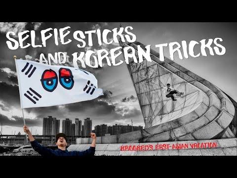 "Krooked's ""Selfie Sticks and Korean Tricks"" Video"