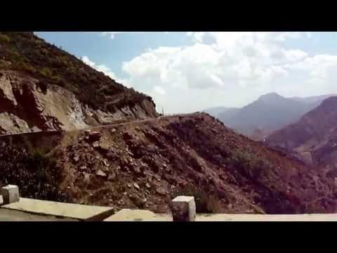 ERITREA: Drive to Redsea coast of Massawa via Asmara Part 7