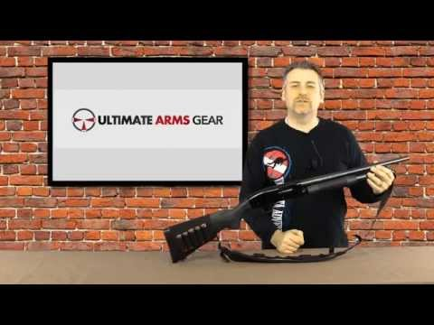 Ultimate Arms Gear - Maverick 88 Stock and Forend Upgrade