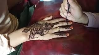 All Clip Of Melukis Henna Pemula Bhclip Com