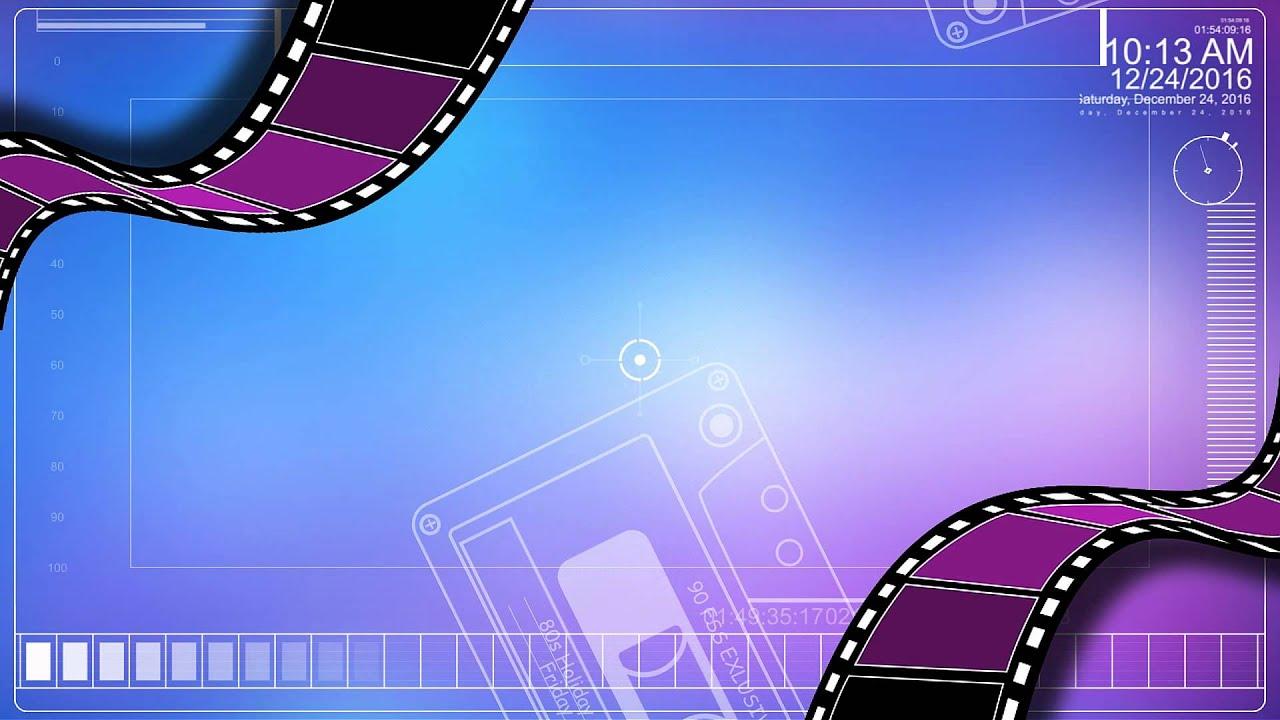 Как видеоролик сделать заставкой