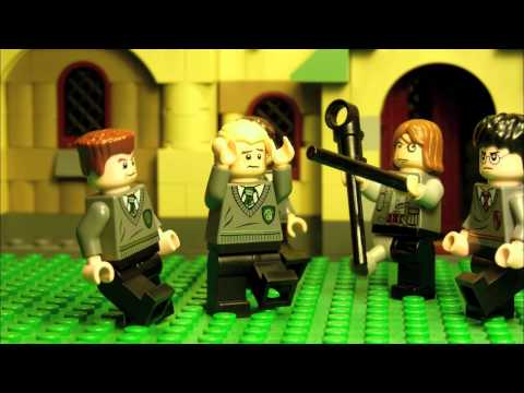 LEGO HARRY POTTER AND THE GOBLET OF FIRE (THE BOY AND THE UNBELIEVABLY HOT CUP)