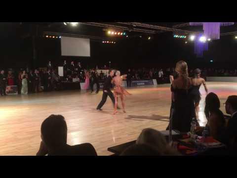 Dutch Open Assen 2016 - Open Amateurs latin - Final - Samba