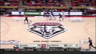 (MUST SEE) Nevada at New Mexico || Best Comeback in NCAA History! Down 14 Points with 2 Minutes Left