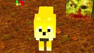 СПАСЛИ ПЁСИКА ОТ ЗОМБИ! ДЕНЬ 13. ЗОМБИ АПОКАЛИПСИС В МАЙНКРАФТ! - (Minecraft - Сериал)
