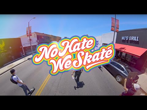 Andale's No Hate We Skate!