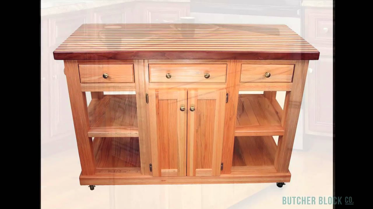 Kitchen Islands And Butcher Block Tables Butcher Block