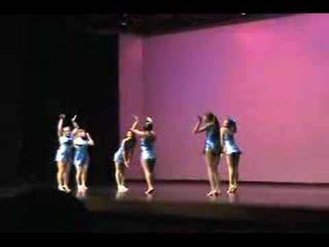 Soth River Dance Show - Hairspray- 2 May 2008