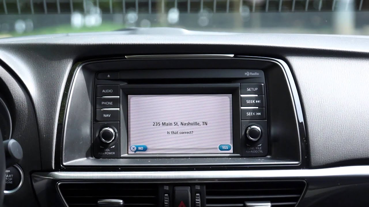 The Tech Inside Episode 3 2014 Mazda 6 Youtube