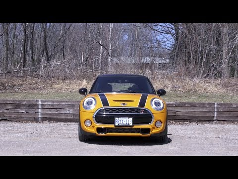 Review - 2015 Mini Cooper S