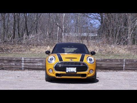 Review - 2015 Mini Cooper S