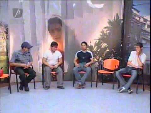 Bataie LIVE la TV - La Monica in Emisiune