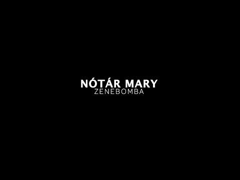 Nótár Mary - Zenebomba Album DEMO (2015)