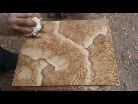 Imitacion O Copia De Piedra Primera Parte