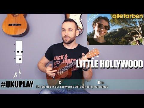 Nauka Gry Na Ukulele - Lekcja 20 - Alle Farben & Janieck - Little Hollywood (UKUPLAY)
