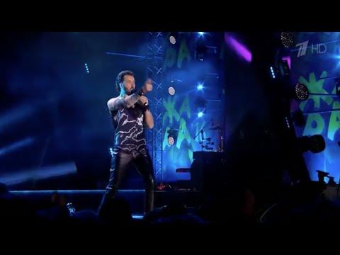 Денис Клявер  -Королева. Музыкальный фестиваль Жара. Эфир Первого канала от 16 июля 2016