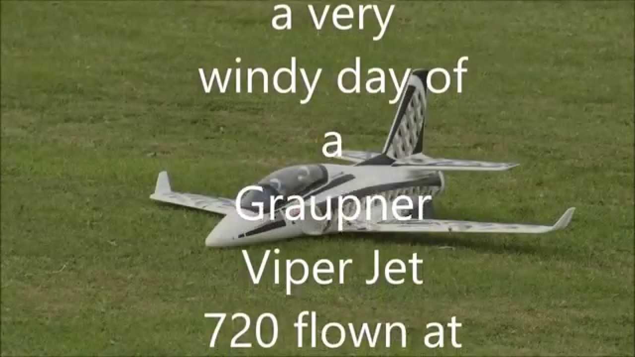 Viper Jet 720 Graupner Viper Jet 720