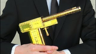 LEGO Golden Gun - GoldenEye 007