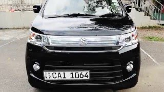 Turbo Brothers (SINHALA Vehicle Reviews) - Suzuki Wagon R Hybrid 2015 Review