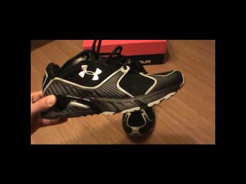 Under Armour shoe review