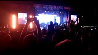 Eminem Video - Eminem Performing - Lose Yourself LIVE, Rapture 2014 Melbourne