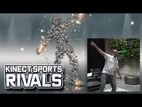 Kinect Sports Rivals - Preview