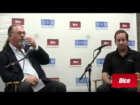 Competing for Tech Talent? What You May Not Know? Tom Silver and John Sumser (Dice.com)