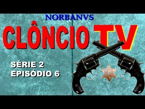 Clônciotv - S2e06 - Cowboy Vs Alien video