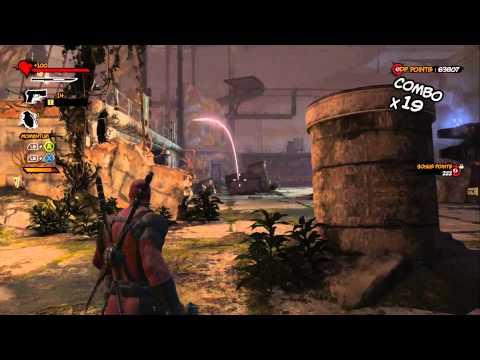 Deadpool - Walkthrough Part 5: Genosha