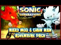 Sonic Generations PC - Nazo Mod & Chun Nan Adventure Pack